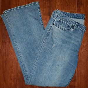 Gap flare jeans 38 x 32
